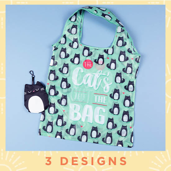 Love of Pets Packable Bag - 3 Designs
