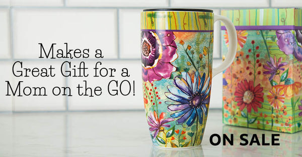 Inspirational Gift Boxed Travel Mug