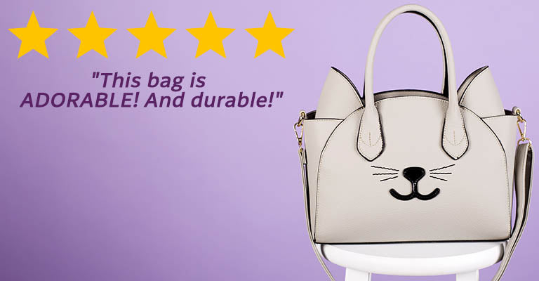Pet Companion Handbag | Five Stars | This bag is ADORABLE! And durable!