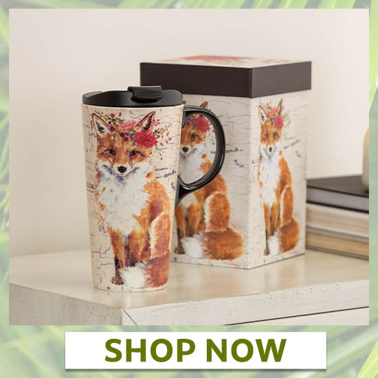Animal Kingdom Gift Boxed Travel Mug