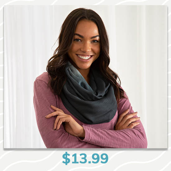 Ombre Infinity Scarf - $13.99