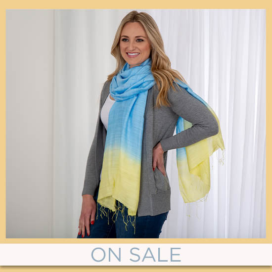 Color Connection Scarf - $8.99