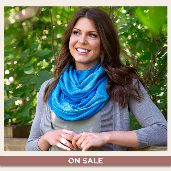 Sky Shades Infinity Scarf - On Sale