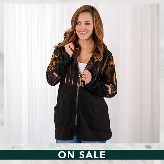Daybreak Tunic Hoodie - On Sale