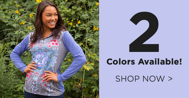 Paw Print Celebration Hooded Top | 2 Colors Available