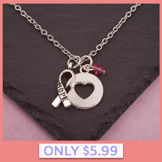 Hope & Love Necklace - Only $5.99