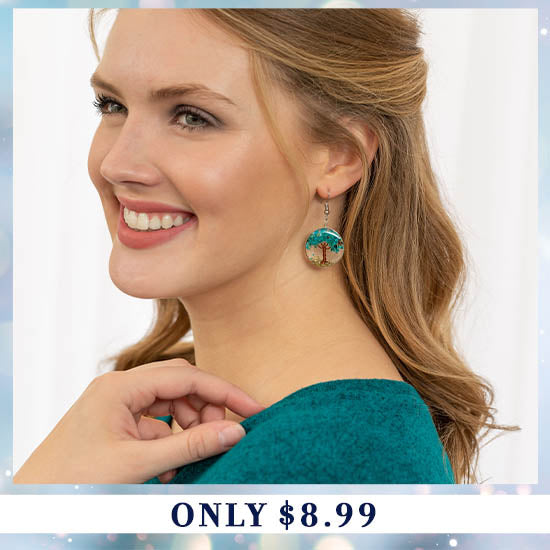 Tree of Life Enchanted Jewelry - Only $8.99