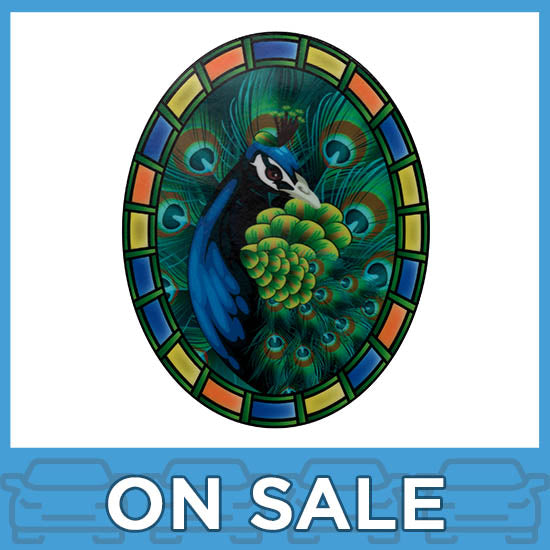 Wildlife Vinyl Window Cling