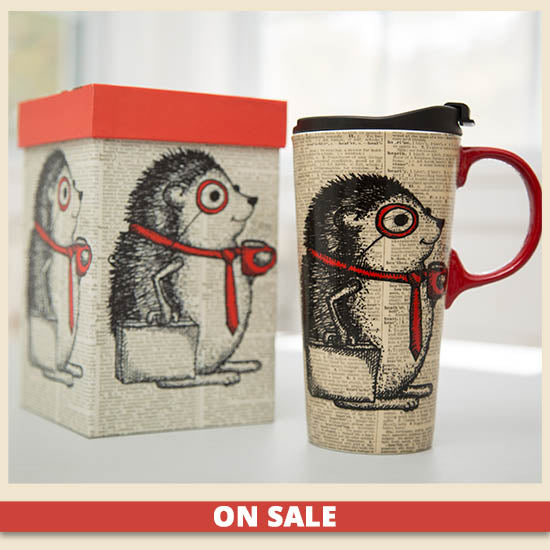 Animal Kingdom Gift Boxed Travel Mug - On Sale