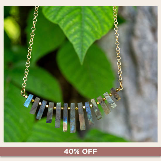 Mara Necklace - 40% OFF