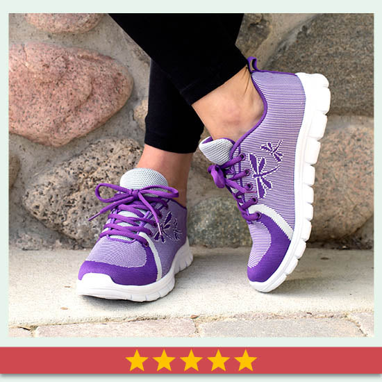 Just Believe Training Shoes - ★★★★★