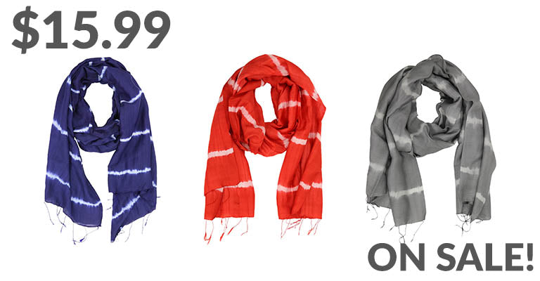 Wavelength Scarf | $15.99 | On Sale!