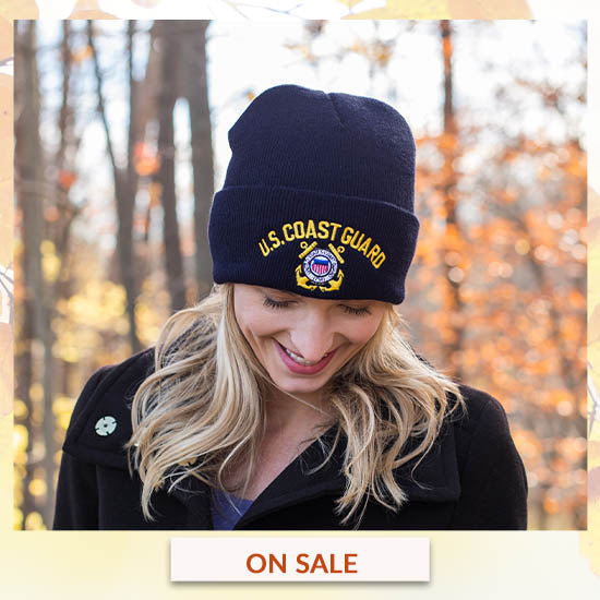 U.S. Military Knit Hat - On Sale