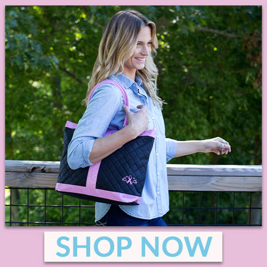 Pink Ribbon Delight Tote Bag