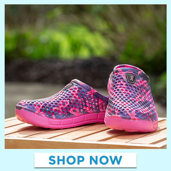 Pink Ribbon Pride Clogs
