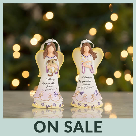 Always By Your Side Ornament - On Sale