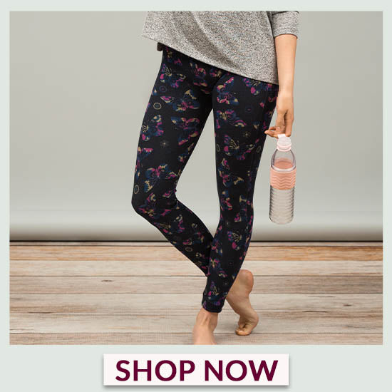 Super Cozy™ Fluttering Friends Leggings - Shop Now!