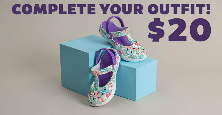 Pawsitively Adorable Mary Jane Clogs | Complete Your Outfit | $20