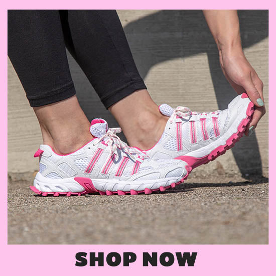 Pink Ribbon Cross-Training Shoes - Shop Now