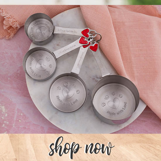 Made with Love Measuring Cup Set - Shop Now