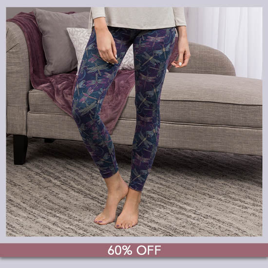 Super Cozy™ Fluttering Friends Leggings - 60% OFF