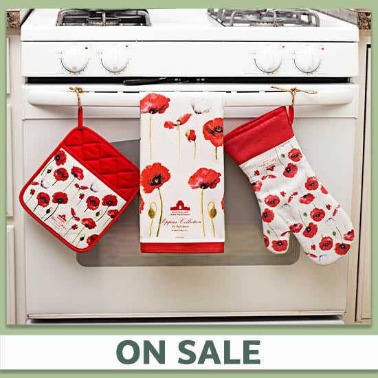 Poppies Kitchen Collection - On Sale
