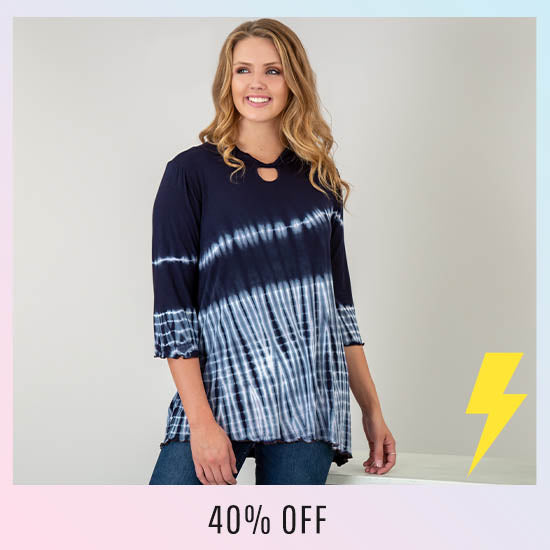 High Tide Tunic - 40% OFF