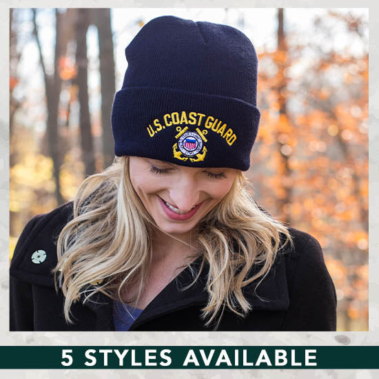 U.S. Military Knit Hat - 5 Styles Available
