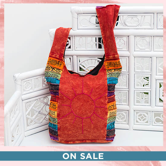 Sunshine Daydream Hobo Bag - On Sale