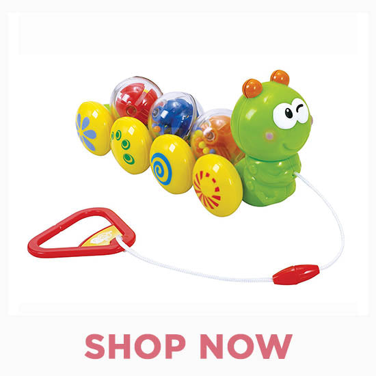 Wiggly Caterpillar - Shop Now