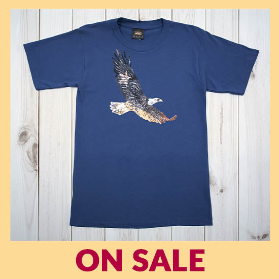 Eagle Americana T-Shirt - On Sale