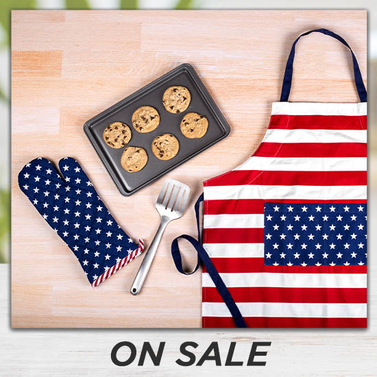Stars & Stripes Kitchen Set - On Sale