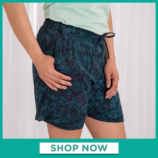 Galactic Casual Shorts - Shop Now