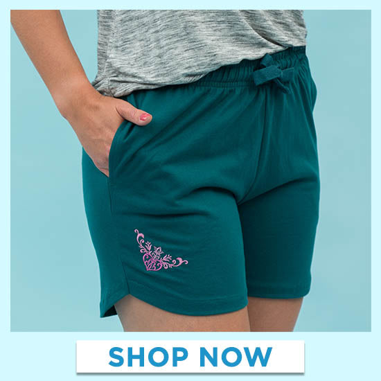 California Casual Shorts