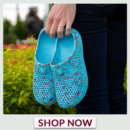 Garden Friends Clogs - Shop Now!