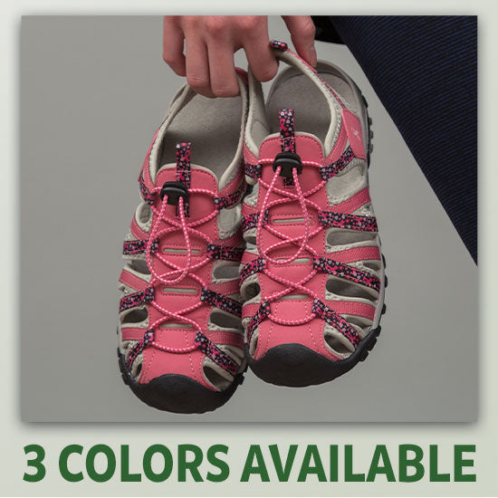 Path to Pink™ Women's Sport Sandals - 3 Colors Available