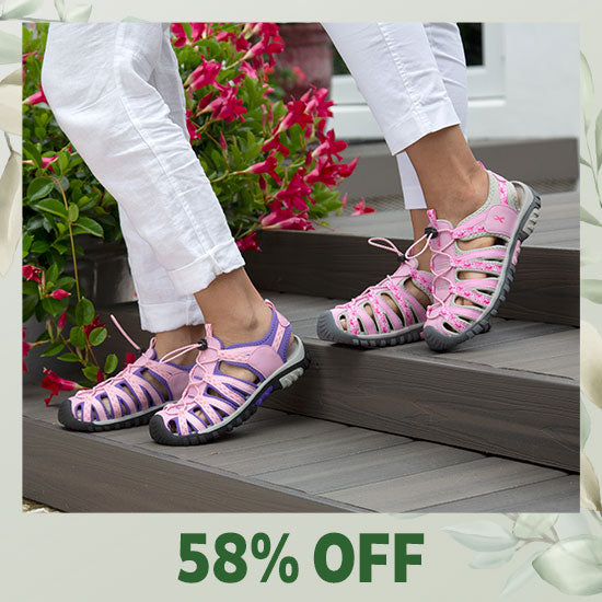 Path to Pink™ Women's Sport Sandals - 58% OFF