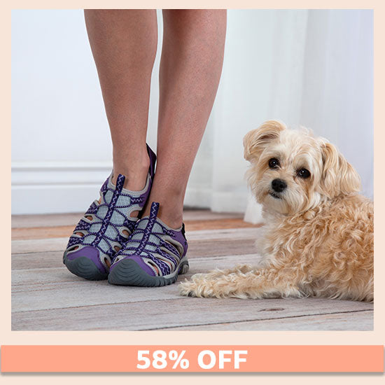 Pet Lovers Sport Sandals - 58% OFF