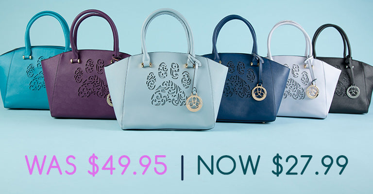 Pawsitively Beautiful Handbag | Was 49.95 | Now $27.95