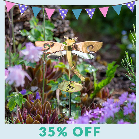 Decorative Animal Planter Stake - 35% OFF