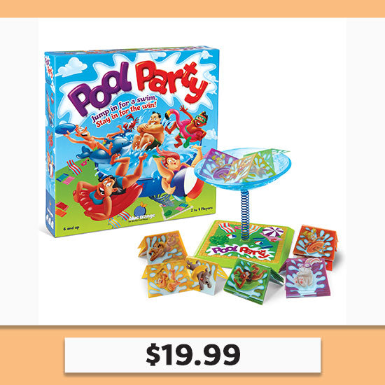 Pool Party™ Game - $19.99