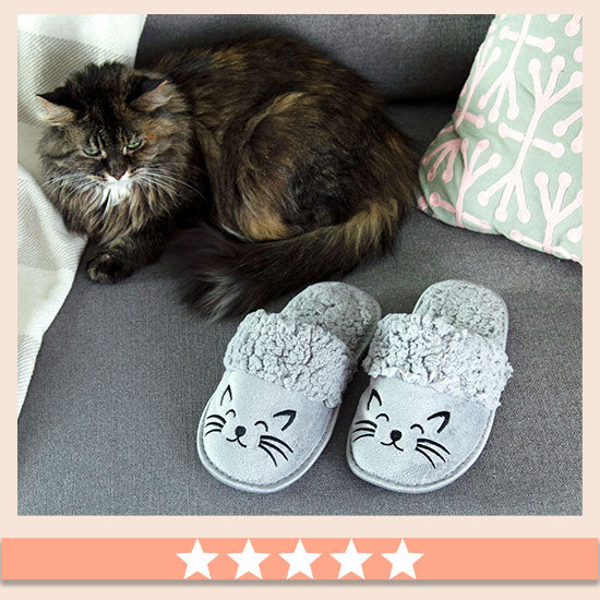 Cozy Pets Indoor Slippers - ★★★★★