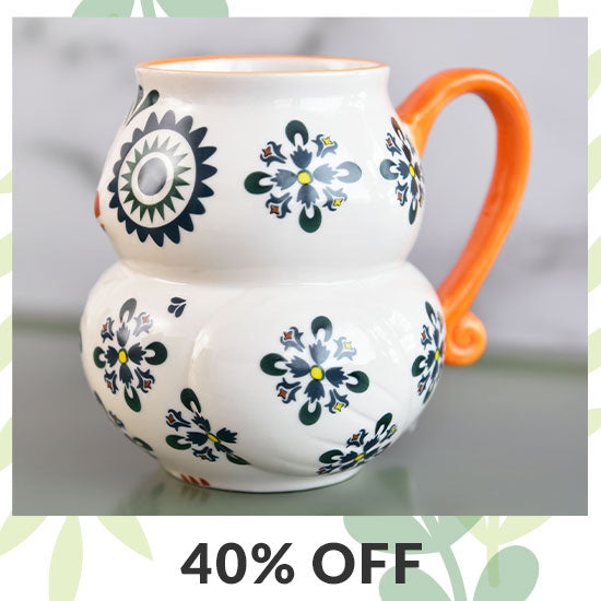 Bright Eyed Owl Mug - 40% OFF