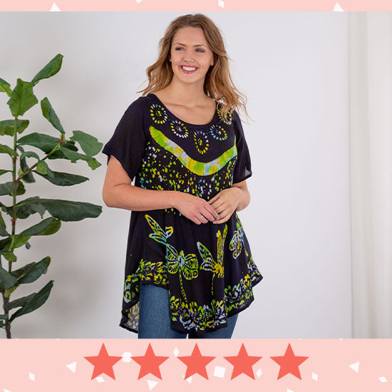 Dreaming of Dragonflies Tunic - ★★★★★