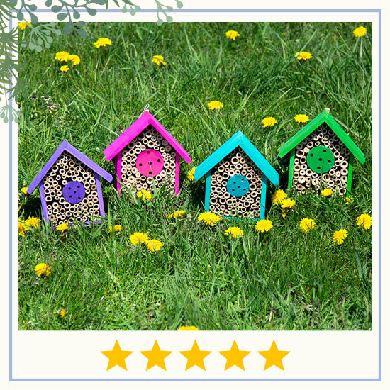 Wooden Bee House - ★★★★★