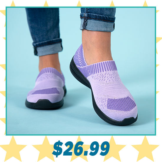 Purple Paw Ultralite™ Flex Shoes - $26.99
