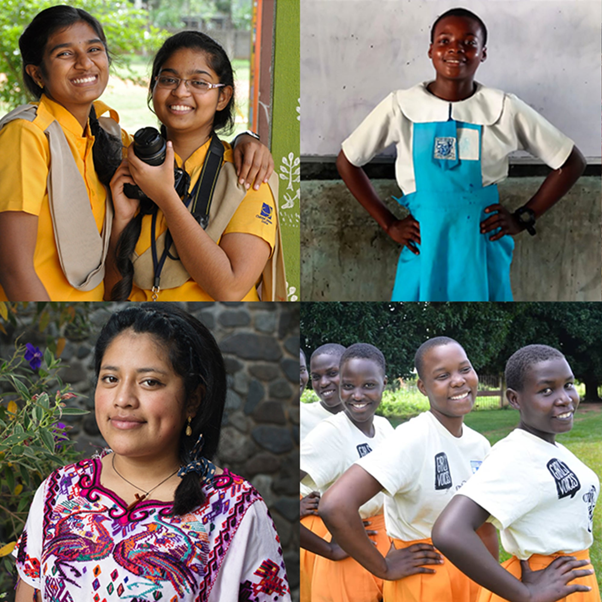 It's Giving Tuesday! Add $5 to fund 5 days of school for one girl?