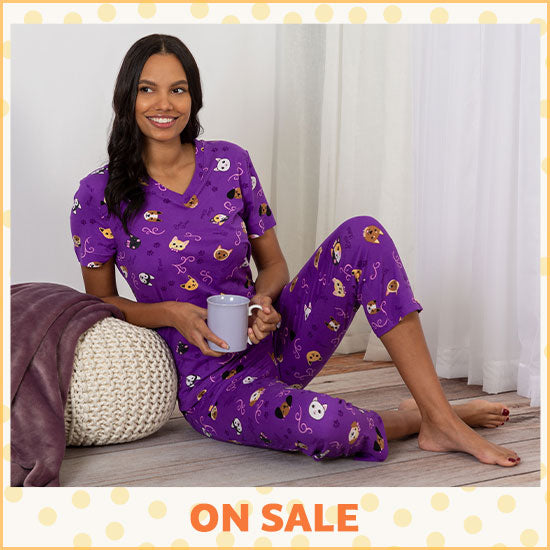 Pretty Pets Soft Touch Pajamas - On Sale