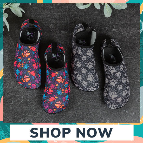 Paws Aplenty Yoga Beach Shoes - Shop Now
