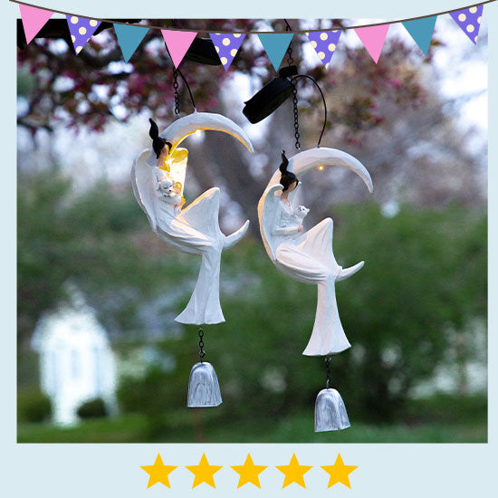 Love You to the Moon Solar Light - ★★★★★